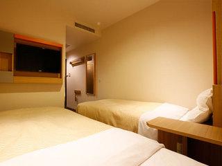 ●喫煙●エコノミーツイン(12平米 ベッド幅91cm 2階)