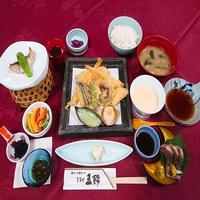 【平日限定】☆ビジネス2食付プラン☆〜天ぷら御膳〜