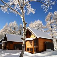 【冬季限定】《リフト2日券付リーズナブル》ロッジ、コテージに泊まって斑尾高原スキー場でガッツリ滑る!