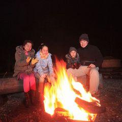 【満天の星空のもと火を囲みませんか?】焚き火でほっこり 焼きマシュマロでにっこり♪那須黒毛和牛BBQ