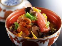 【カスタム会席】新たな料理スタイル。約100種のメニューから選ぶ、貴方だけの会席料理