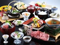 神戸牛と厳選七品の少量美味会席