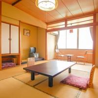 【禁煙】海を感じる和室(10畳) バス・洗浄機付トイレ