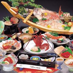 海一望★三重の食材をご堪能♪プリップリッ伊勢海老一匹付きプラン♪【直前割】