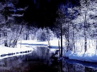 【冬得】白銀の聖地上高地冬季トレッキング&あったか雪見の温泉浴プラン