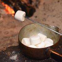 【ハーベストディナー&甲州ワインサービス】暖炉でマシュマロ焼などの特典付◆八ヶ岳旬食材90%使用