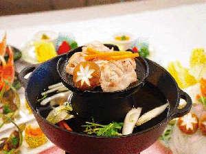 6大特典付ウインターファミリープラン  (^^♪ボーノポーク焼きしゃぶお肉食べ放題☆