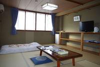 広々和室12畳【ユニットバス付】