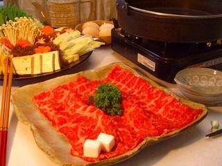 6大特典付ウインターファミリープラン ♪夕食はプロテサン和牛すき焼♪(^_^)v