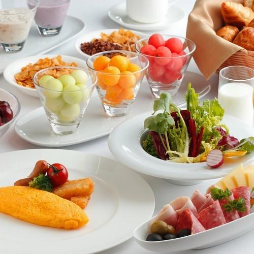 【お子様歓迎!滞在中プール無料♪】朝食ブッフェの海鮮丼も嬉しい!シンプルステイ(朝食付)