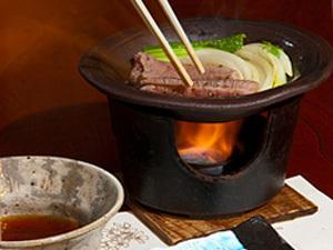 【当館人気】豪華に♪創作料理と信州牛の陶板焼きで満喫プラン!