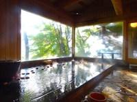 【さき楽】ポイント2倍★美肌効果バツグンの温泉でゆったり&和風創作料理に舌鼓♪