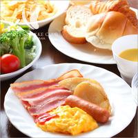 【広い部屋で寛ぎたい方】ちょっとだけ贅沢♪(朝食付き)ツインルーム1名様ご利用プラン