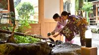 【女子旅】女性に人気のパワスポ&伊勢志摩の幸で祈願成就の旅<石神さんお守り付>