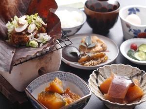 【朝食付】〜お友達・グループ旅行!〜飛騨名物朴葉みそ付1泊朝食プラン