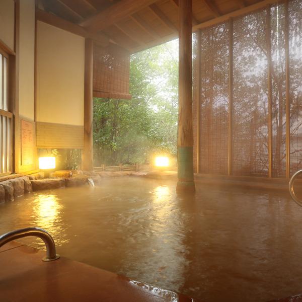 【17:00チェックイン】〜1泊朝食〜 お忙しいあなたの秘密の温泉旅行