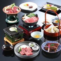 【和食レストラン】〜お好み会席〜 思いのままに選べるメイン。おすすめ特選料理