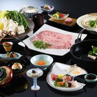 【ひょうご再発見】【【和食レストラン】〜厳選極味〜 神戸牛すき焼き会席