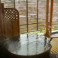 【お部屋食】和室10畳 銀泉露天風呂付