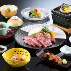 【限定日販売・お一人様3000円お得】【和食レストラン】三田牛と玉葱の陶板焼