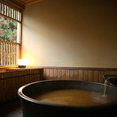 【お部屋食】和室12.5畳 金泉露天風呂付