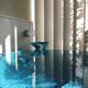 【個室ダイニング】洋室ツイン 銀泉露天風呂付