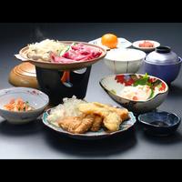 【ビジネス】連泊利用◆歓迎◆夕食はボリューム満点の日替わり定食を♪
