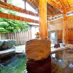 【一番人気】せせらぎと古民家風の小さな宿でくつろぐ1泊2食付 源泉掛け流し貸切露天風呂満喫プラン