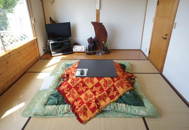 アラパパ 和室
