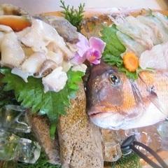 【のんびり前島ライフ】牛窓の新鮮なお魚たっぷり楽しむ♪ボリューム満点和食プラン