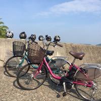 【早期予約で前島サイクリング】電動自転車を無料貸出!牛窓の新鮮なお魚を使った洋食プラン♪