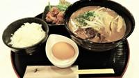 【2食付】徳島ラーメン定食または自慢の丼定食でリーズナブル夕食プラン