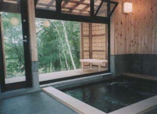 森の中の展望風呂と音楽堂 ペンション ラ・シャンブル 関連画像 4枚目 楽天トラベル提供