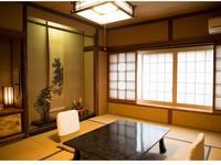 随所に趣を凝らした伝統美ある和室(10畳〜)