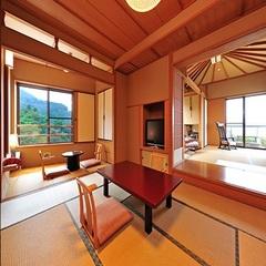 12畳+7.5畳 露天風呂付特別室