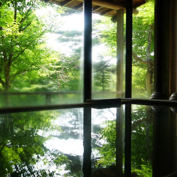 山が見える露天風呂の宿【ファミリー】お宿おまかせプラン♪一泊二食