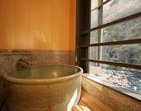 別邸六花2階半露天風呂付き和室