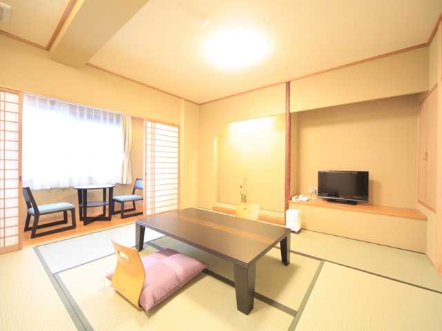 Japanese-Style Room with Free Internet