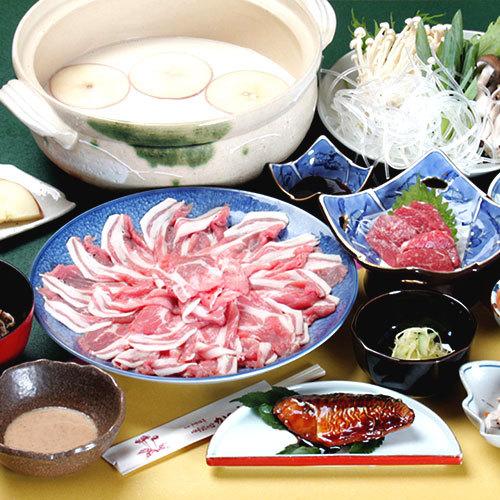 ◆冬季限定◆地元食材どっさり≪選べる3種類≫あったか冬鍋のウィンタープラン【2食付】