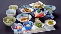◆早期予約28日前で10%オフ◆一番人気の夕朝食付スタンダードプラン(庚申会席)が早割割引でお得に