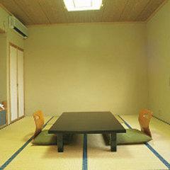 和室8畳【洗面台・トイレ付】】/禁煙