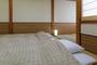 すずの間 (2〜3名) 【広間7.5畳+寝室8畳・禁煙】