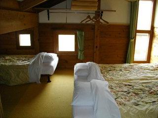 洋室4人室 ファミリールーム
