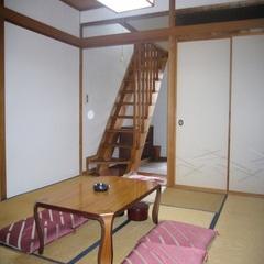 メゾネット客室(バス・トイレ付)