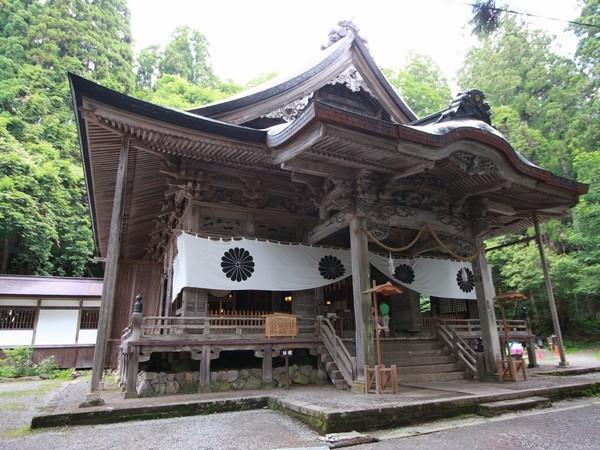 《パワースポット》 おにぎり付 戸隠神社、五社参拝プラン