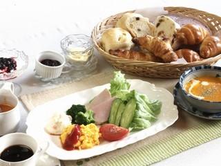 【朝食】長野市・善光寺〜30分。野鳥のさえずりで目を覚まそう!朝食付きプラン【お先でスノ。】