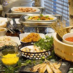 【豪華☆朝食フェア】海鮮食べ放題&創業100年やわらかローストビーフをご堪能!