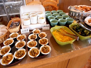 津軽の朝ごはん付きプラン♪ホテル自慢の田舎料理バイキング★駐車場無料★
