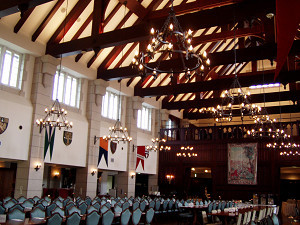 【ブリティッシュヒルズ】館内ツアープラン『中世英国荘園貴族の館へご招待』