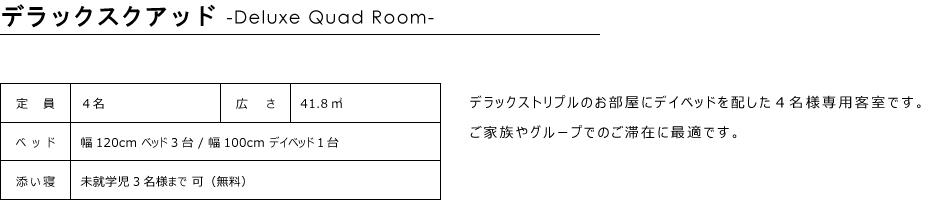 クアッドルーム41.8㎡11階-12階北側